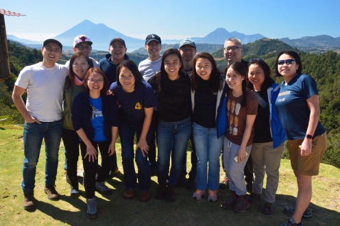 OCM-Guatemala-STM-Group-with-Volcano